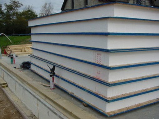 Structural insulated for Sips panels canada