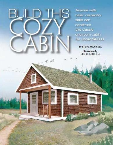 Build this Cozy Cabin