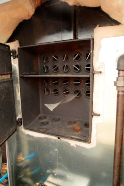 Canadian Outdoor Wood Furnace Heating Technology Has