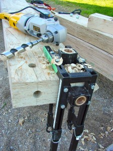Timber Drilling