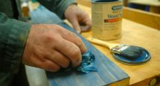 waterbased_stain_application